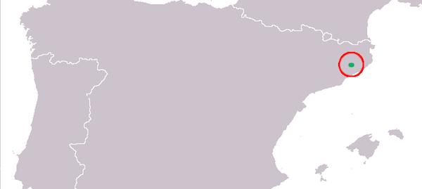 distribucion triton del montseny Tritón del Montseny Tritón del Montseny distribucion triton del montseny