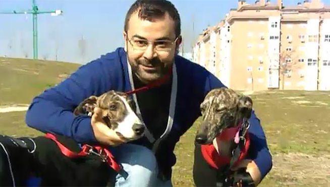 Jorge-Javier-Salvame-Deluxe-galgos_MDSVID20121003_0011_3 Famosos que han adoptado animales Famosos que han adoptado animales Jorge Javier Salvame Deluxe galgos MDSVID20121003 0011 3