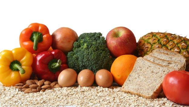 Dieta-de-la-fibra alimentos con mucha fibra Alimentos con mucha fibra Dieta de la fibra