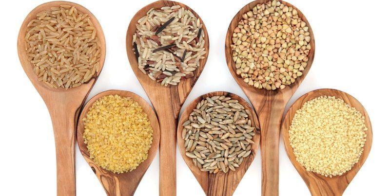 Distribución de los alimentos en la dieta macrobiótica