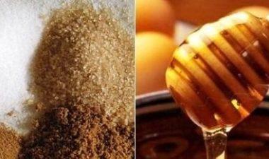 miel vs azucar