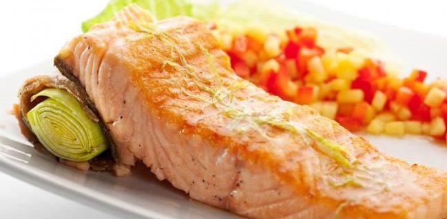 receta-salmon-asado-con-miel-y-soja Salmón Asado con Miel y Soja Salmón Asado con Miel y Soja receta salmon asado con miel y soja