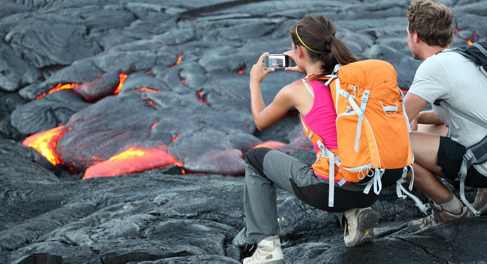 Hawaii parque nacional lava Parque Nacional Volcanes de Hawái Parque Nacional Volcanes de Hawái Volcanes de Haw  i