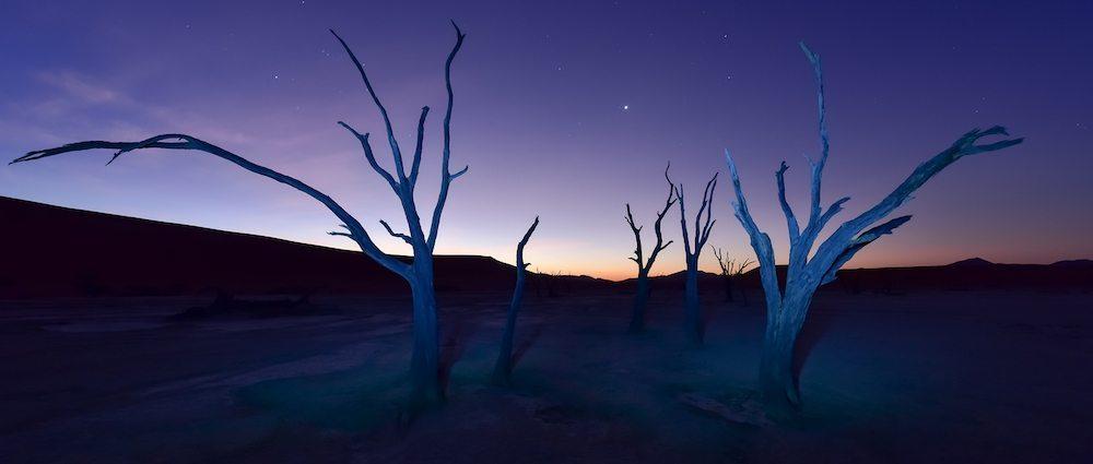 Namibia desierto noche El Desierto del Namibia El Desierto del Namibia namibia desierto noche