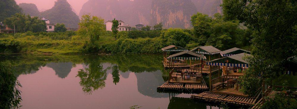 rio li Guilín Guilín rio li
