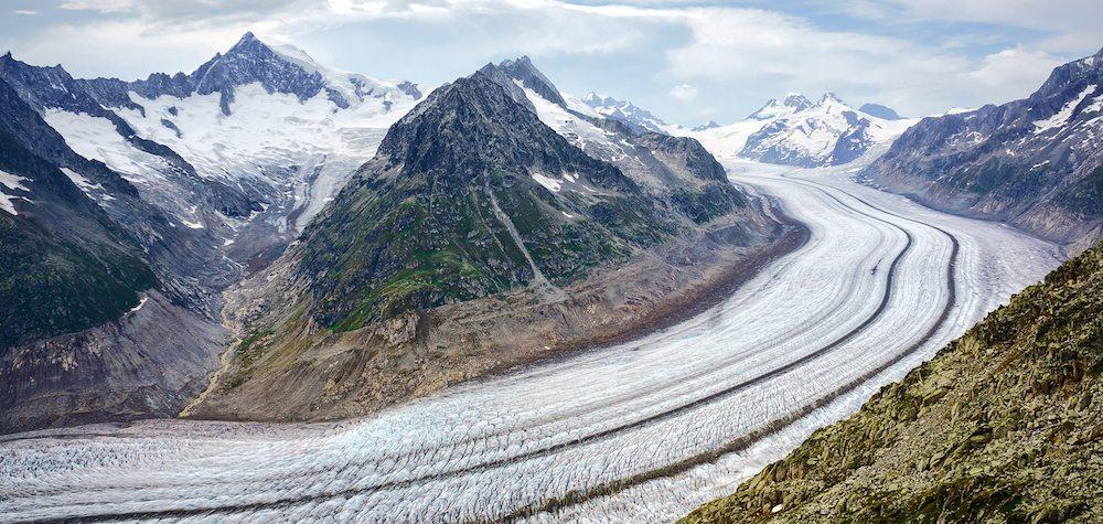 Glaciar de Aletsch Viajes El Glaciar de Aletsch El Glaciar de Aletsch Glaciar de Aletsch