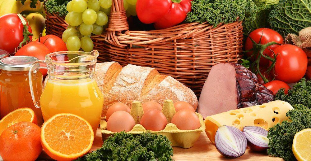 comida equilibrada Qué comer durante el embarazo Qué comer durante el embarazo comida equilibrada