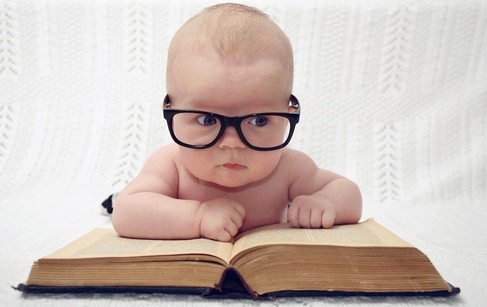 Lectura bebé Cómo aficionar los niños a la lectura Cómo aficionar los niños a la lectura lectura del bebe
